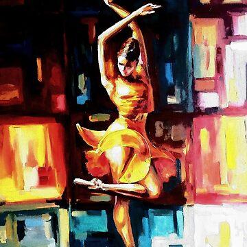 Ballerina by Hristova