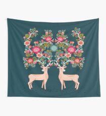 Doe a Deer Wall Tapestry