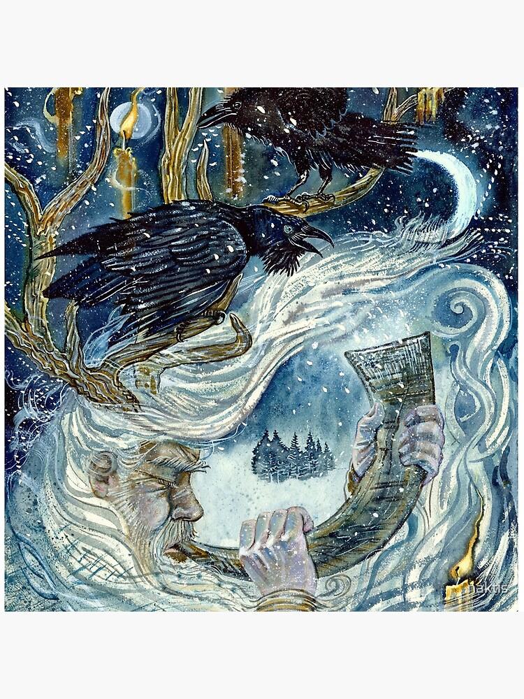 Winter spirit. by naktis