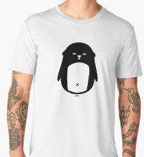 Happy Girl Bear, black Men's Premium T-Shirt