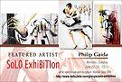Philip Gaida, Solo Exhibition Banner by solo-exhibition