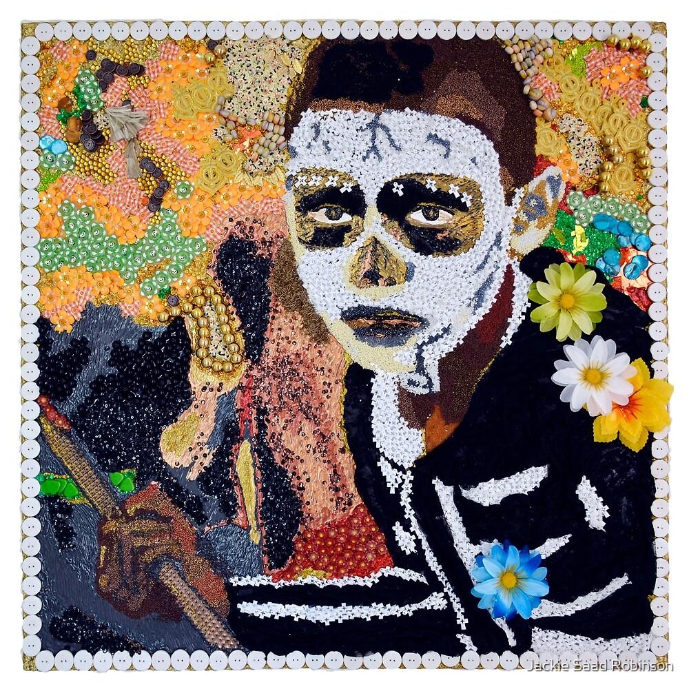 DEATH by Jackie Saad Robinson