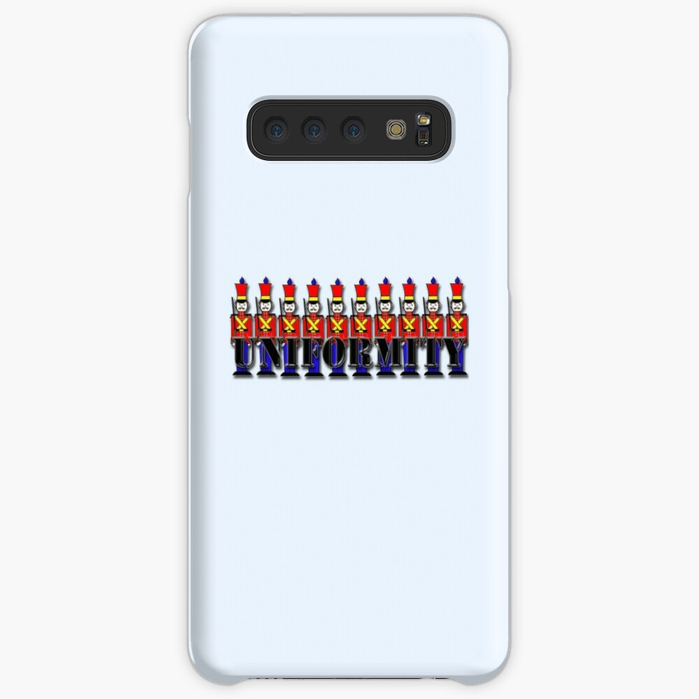 Uniformity - Special-Tee Cases & Skins for Samsung Galaxy