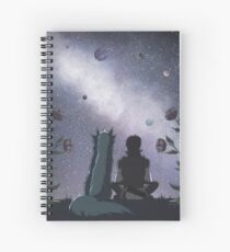 Extrasolar Spiral Notebook