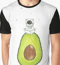 Avokado zen Graphic T-Shirt