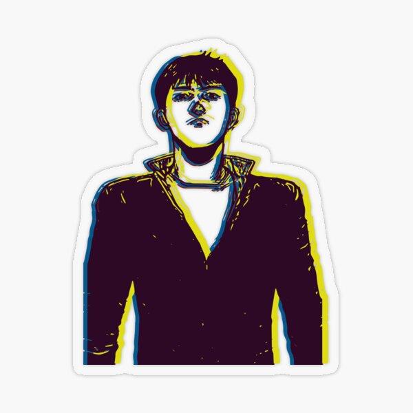 Kaneda - Akira Transparent Sticker