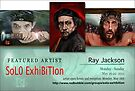 Ray Jackson, Solo Exhibition Banner by solo-exhibition