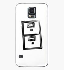 File Cabinet Case/Skin for Samsung Galaxy