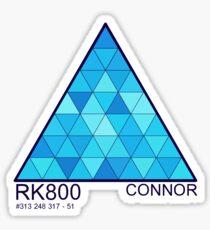 Connor RK800 Sticker