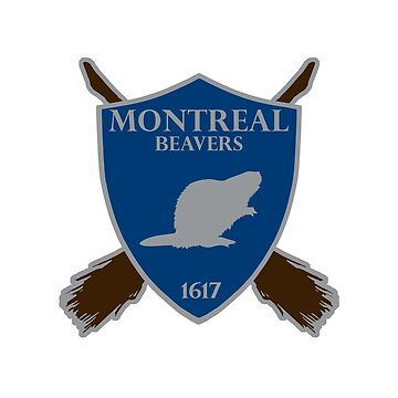 Montreal Beavers by Swisskid