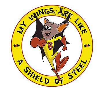 Batfink - My Wings Are Like a Shield of Steel by landobry