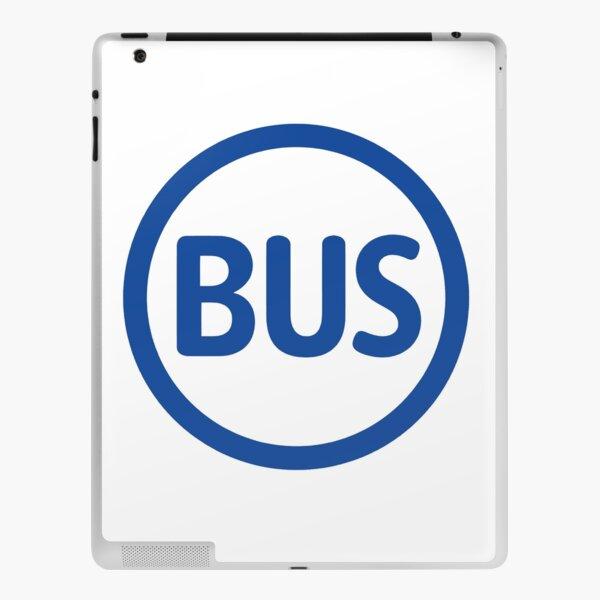 BUS Pop Art iPad Skin