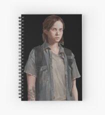 Cuaderno de espiral The Last of Us 2: Ellie.