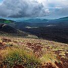 Mount Etna by Alessio Michelini