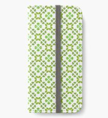 All Irish, Green Is for Luck iPhone Wallet/Case/Skin