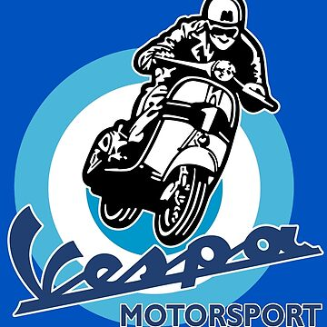 Vespa Racing by TheScrambler