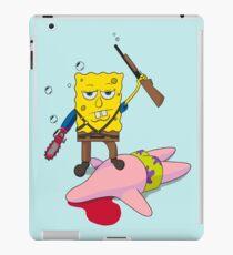 Ash_Bob Starfish Hunter iPad Case/Skin