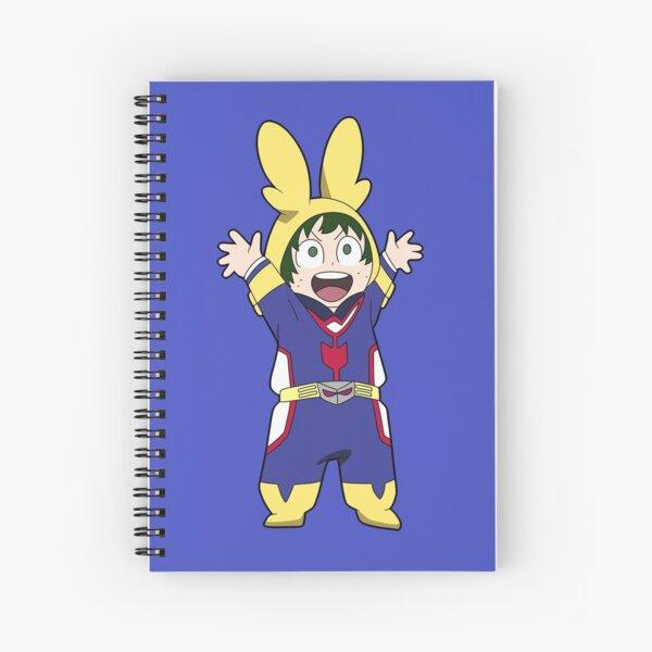 Lil' Deku! Spiral Notebook
