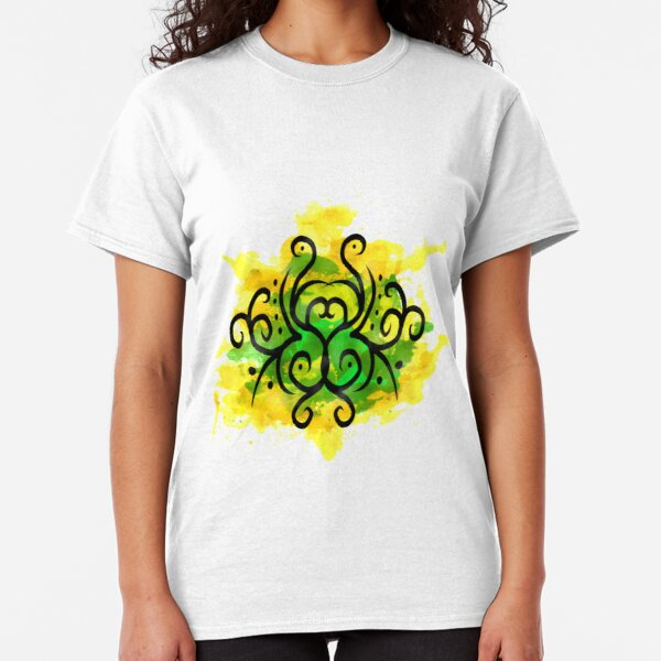 Sigil for wealth, fortune, and abundance Classic T-Shirt