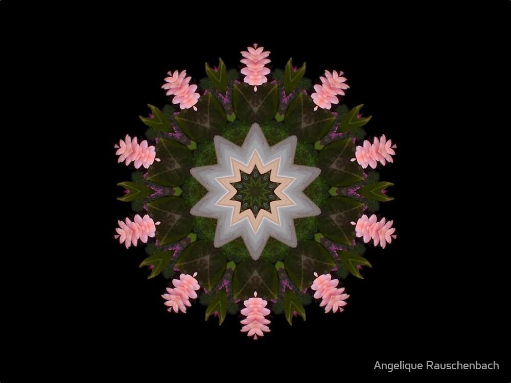 Om Mani Padme Hum by Angelique Rauschenbach