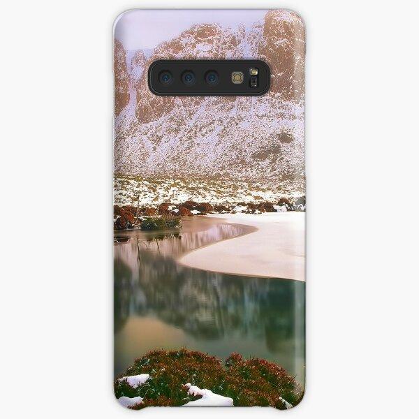 Winter, Walls of Jerusalem Samsung Galaxy Snap Case