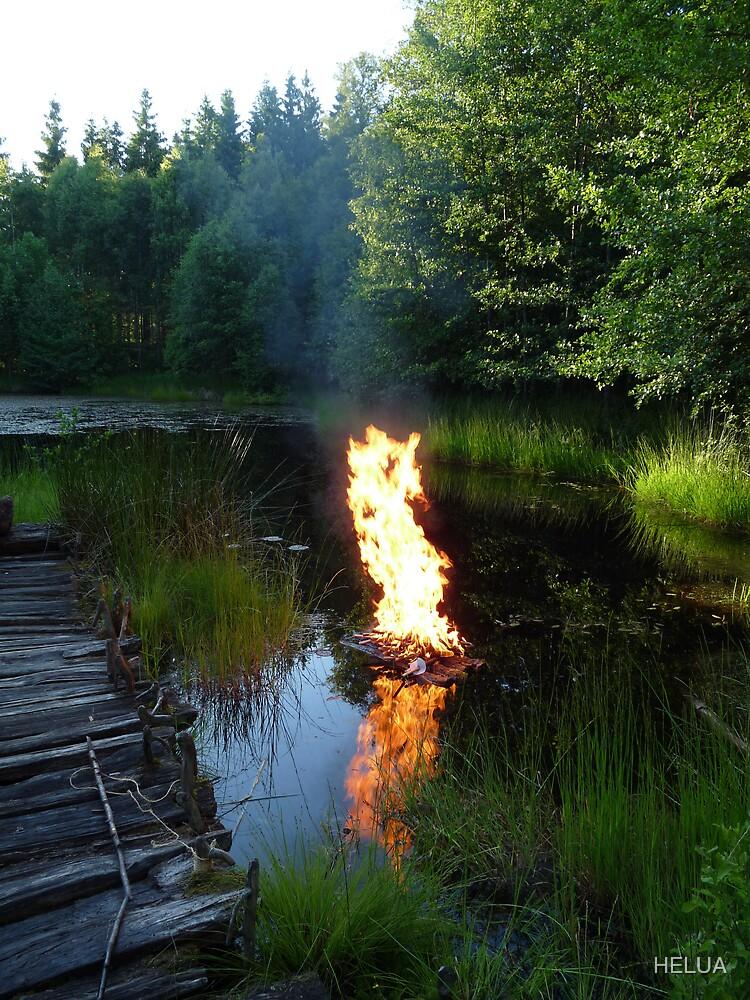 Air Water Earth & Fire by HELUA