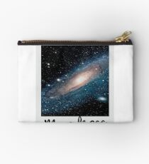 my adress - galaxy Studio Pouch