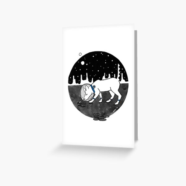 ASTROViV Discovery Greeting Card