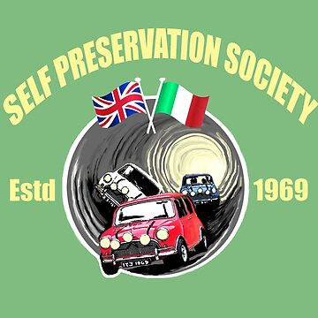 self preservation society by Alan67Q