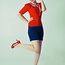 Hello Sailor by fallenrosemedia