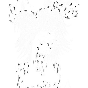 Headdress By Allie Hartley  by AllieLHartley