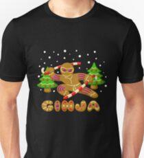 Ginja Gingerbread Ninja Unisex T-Shirt