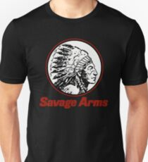 Camiseta unisex Savage Arms
