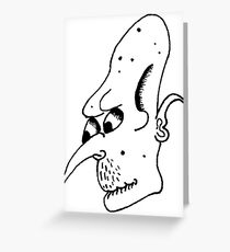 Honker Greeting Card