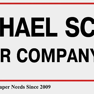 Michael Scott Paper Company by Nicole-Owens