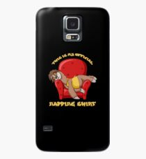 Official Napping Shirt - Lazy Sloth Case/Skin for Samsung Galaxy