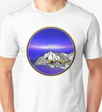 Pacific Coast Highway Big Sur Unisex T-Shirt