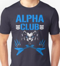 Alpha club Unisex T-Shirt