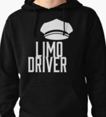 Limo Driver Pullover Hoodie