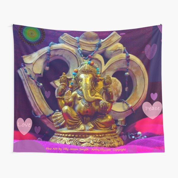 Ananda at OM Tapestry