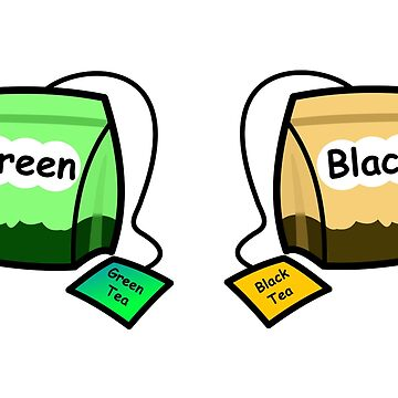 Tea Caddy Labels by RonMarton