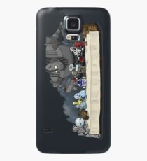 Robots Don't Need to Eat Case/Skin for Samsung Galaxy