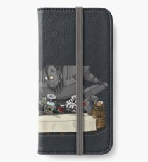 Robots Don't Need to Eat iPhone Wallet/Case/Skin
