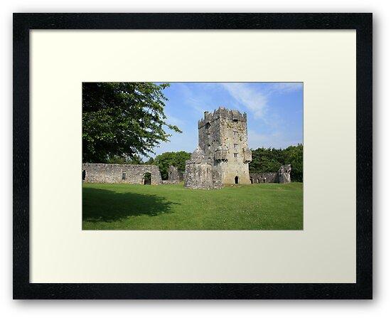 Aughnanure Castle by John Quinn