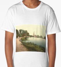 St. Asaph Cathedr Long T-Shirt