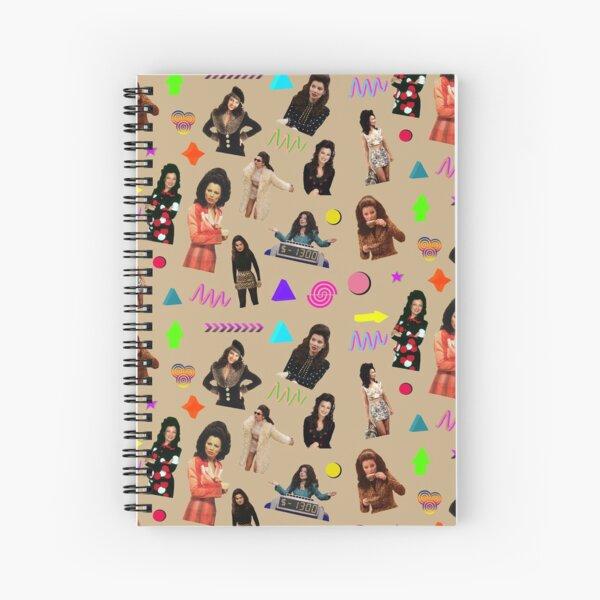 Fran fine Spiral Notebook