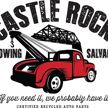 Castle Rock Salvage by Mindspark1