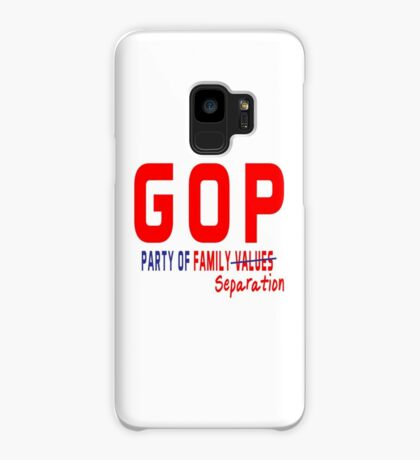 GOP Party of Family Separation Case/Skin for Samsung Galaxy