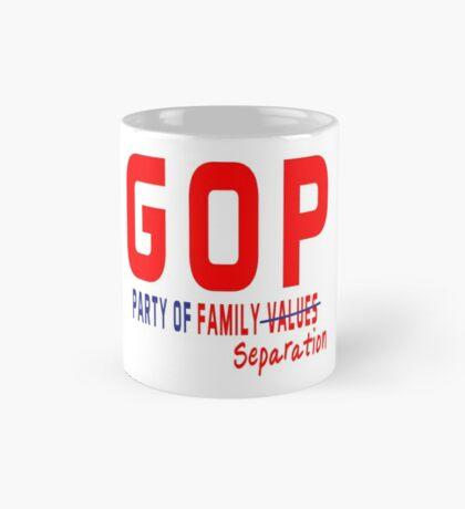 GOP Party of Family Separation Mug