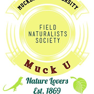 Muck U. Field Naturalists Society by aughtie